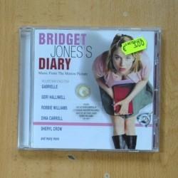 VARIOS - BRIDGET JONES´S DIARY - CD