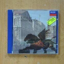 VIVALDI - CONCERTOS - CD