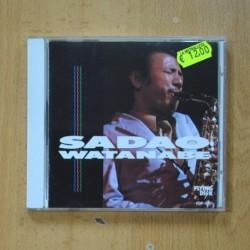 SADAO WATANABE - SADAO WATANABE - CD