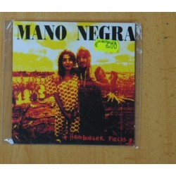 MANO NEGRA - HAMBURGER FIELDS - CD SINGLE