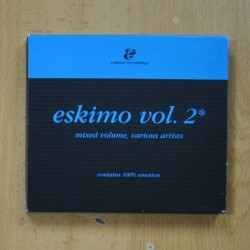VARIOS - ESKIMO VOL. 2 - CD