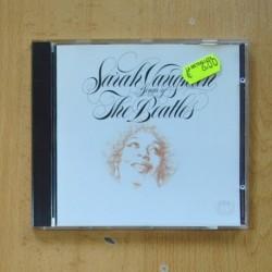 SARAH VAUGHAN - SONGS OF THE BEATLES - CD