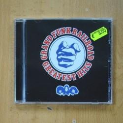 GRAND FUNK RAILROAD - GREATEST HITS - CD