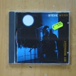 STEVE WYNN - MY MIDNIGHT - CD