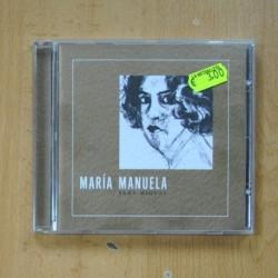 MARIA MANUELA - PARA MIGUEL - CD