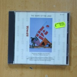 WINDHAM HILL ARTISTS - THE SHAPE OF THE LAND - CD