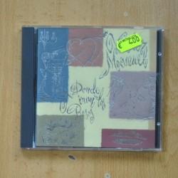 VICTOR MANUEL - DONDE IRAN LOS BESOS - CD