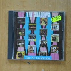 THE SHADOWS - THE EP COLLECTION - CD