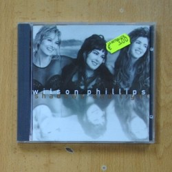 WILSON PHILLIPS - SHADOWS AND LIGHT - CD