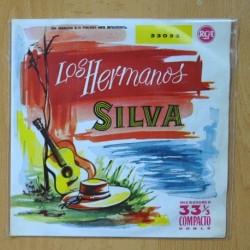 LOS HERMANOS SILVA - LOS HERMANOS SILVA - EP