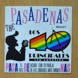 THE PASADENAS / GLORIA ESTEFAN - MEDLEY / 1 2 3 MIX - SINGLE