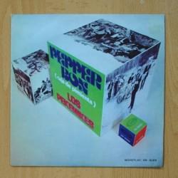 LOS PEKENIKES - PEPPER BOX - SINGLE