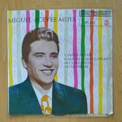 MIGUEL ACEVES MEJIA - CARIÑO NUEVO + 3 - EP