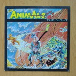ANIMALS - THE NIGHT - PROMO - SINGLE