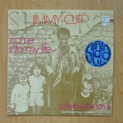 JIMMY CLIFF - COME INTO MY LIFE - SINGLE