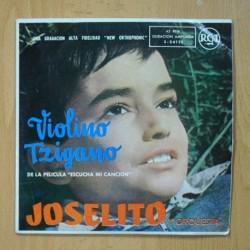 JOSELITO - VIOLINO TZIGANO - SINGLE
