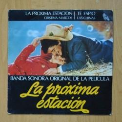 VARIOS - LA PROXIMA ESTACION - EP
