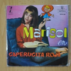 MARISOL - CAPERUCITA ROJA - SINGLE