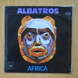 ALBATROS - AFRICA - SINGLE