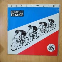 KRAFTWERK - TOUR DE FRANCE - MAXI