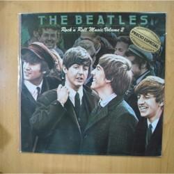 THE BEATLES - ROCK N ROLL MUSIC VOLUME 2 - LP