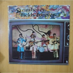 THE BEATLES - STRAWBERRY FIELDS FOREVER - LP