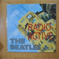 THE BEATLES - RADIO ACTIVE - VINILO VERDE LP