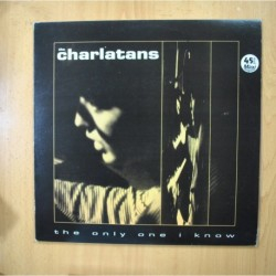 THE CHARLATANS - THE ONLY ONE I KNOW - MAXI