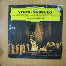 VERDI - NABUCO - LP