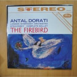 ANTAL DORATI - THE FIREBIRD - LP