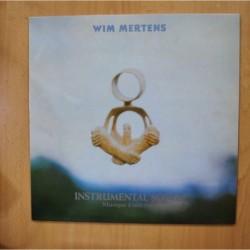 WIM MERTENS - INSTRUMENTAL SONGS - LP