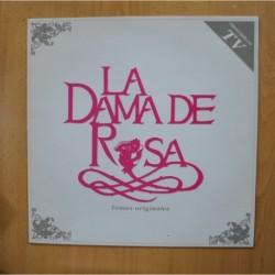 VARIOS - LA DAMA DE ROSA - LP