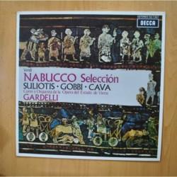 VERDI - NABUCCO - LP