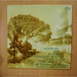 ANTONIO PEDROTTI - RESPIGHI PINI DI ROMA - LP