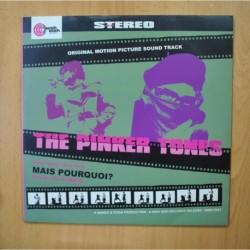THE PINKER TONES - MAIS POURQUOI - MAXI