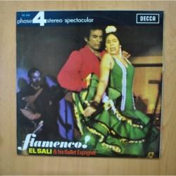 EL SALI & HIS BALLET ESPAGNOL - FLAMENCO - LP