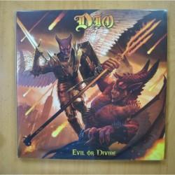 DIO - EVIL OR DIVINE - GATEFOLD 3 LP