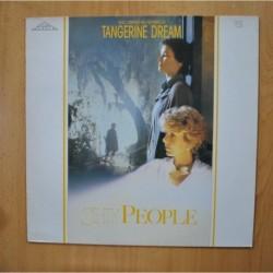 TANGERINE DREAM - SHY PEOPLE - LP