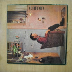 LOUIS CHEDID - PANIQUE ORGANISEE - PROMO LP