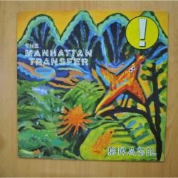 THE MANHATTAN TRANSFER - BRASIL - LP