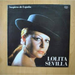 LOLITA SEVILLA - SUSPIROS DE ESPAÑA - LP