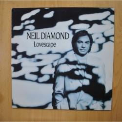 NEIL DIAMOND - LOVESCAPE - LP
