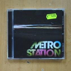 METRO STATION - METRO STATION - CD