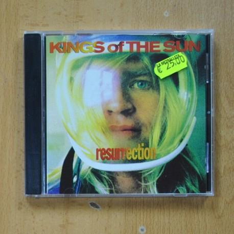 KINGS OF THE SUN - RESURRECTION - CD