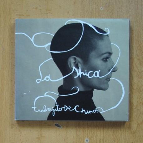 LA SHICA - TRABAJITO DE CHINOS - CD