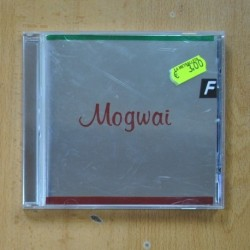 MOGWAI - HAPPY SONGS FOR HAPPY PEOPLE - CD
