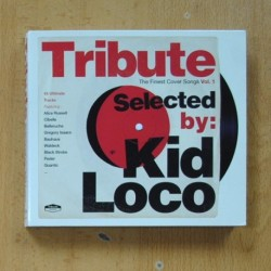 KID LOCO - THE FINEST COVER SONGS VOL 1 - 3 CD