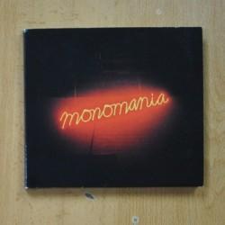 DEERHUNTER ?- MONOMANIA - CD