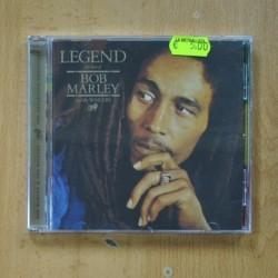 BOB MARLEY - LEGEND - CD