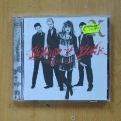 X - BEYOND & BACK: THE X ANTHOLOGY - CD